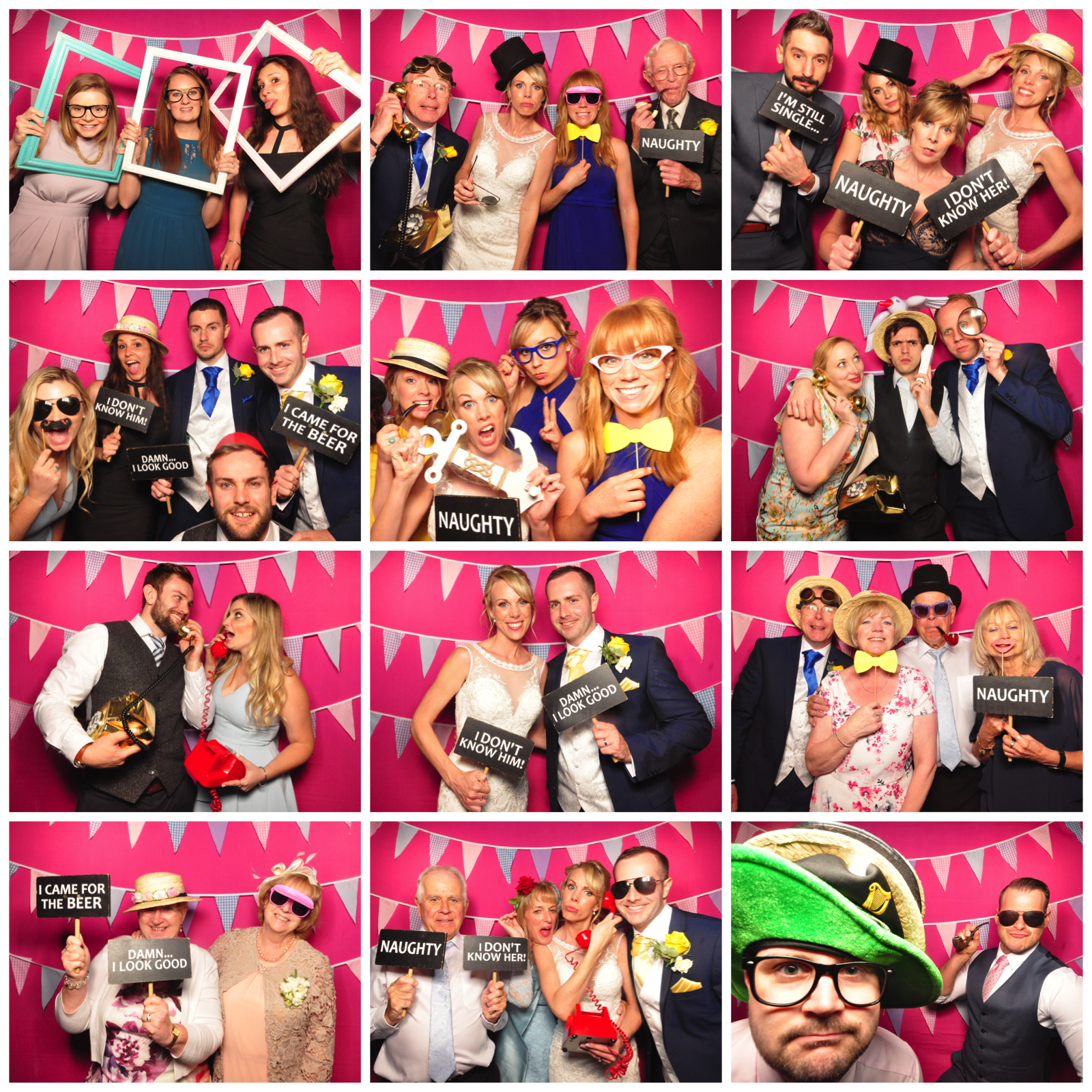 The Photo Booth Bournemouth - Individuals